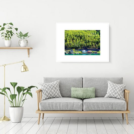 Norway Forest Wall Art Print • Made Wanderful