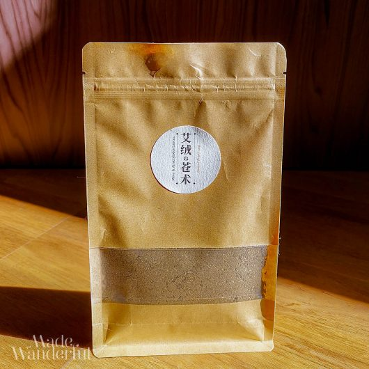 Moxa & TCM Herbs for Purifying Air & Anti-Bacterial • Made Wanderful