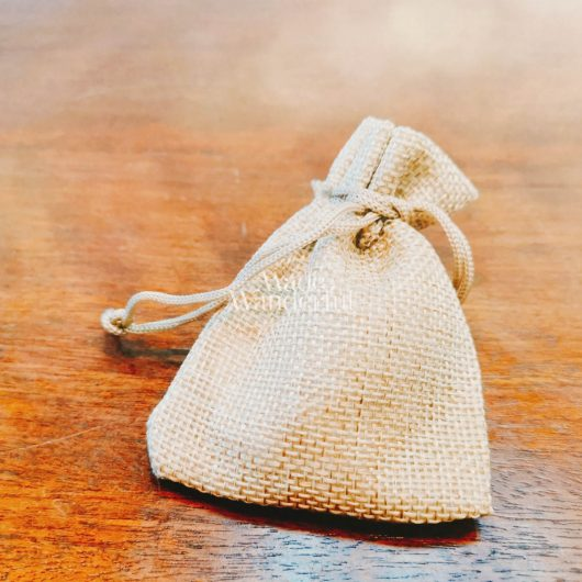 TCM Scent Sachet • Made Wanderful