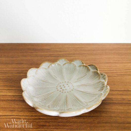 Ceramic saucer bowl • Made Wanderful
