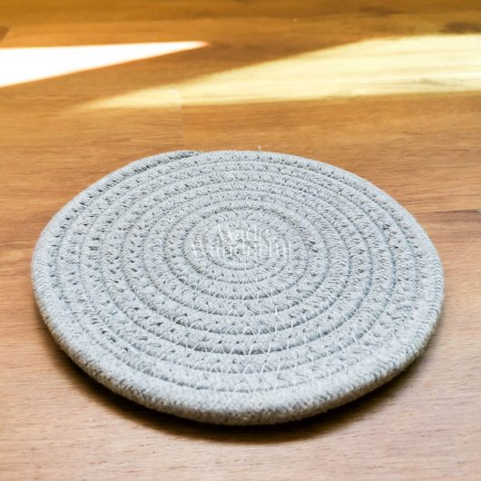 Heat-Resistant Coaster • Made Wanderful
